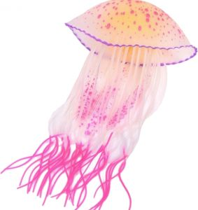 3c18a8ce431fb Aquarium aquarium ornament swimming simulation jellyfish fluorescent jelly  jellyfish