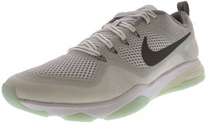 e45665a5f216 Nike Women s Air Zoom Fitness Reflect White   Silver Ankle-High Training  Shoes - 8M