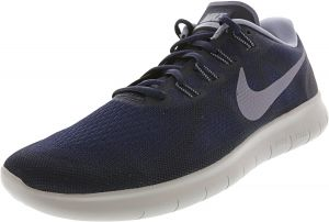sports shoes 8e7cf 3fb4a Nike Men s Free Rn 2017 Binary Blue   Dark Sky Ankle-High Running Shoe -  9.5M