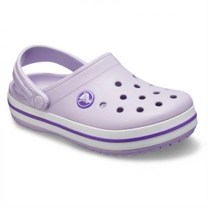 fc2e16e0acca7 Crocs Crocband clogs for Kids - Lavender Neon Purple
