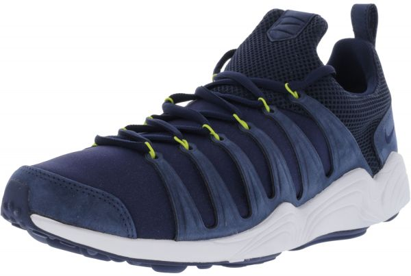 19175c5b75c7 Nike Men s Air Zoom Spirimic Midnight Navy   Low Top Basketball Shoe ...