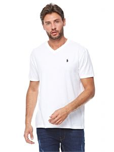 ce8888e08fdea Polo Ralph Lauren Jersey T-Shirt for Men - white