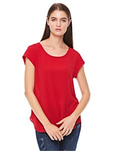 e112251ee65623 only T-Shirt for Women - red