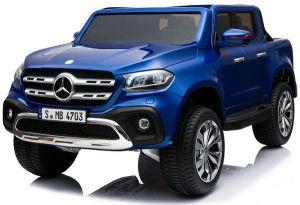 45650cd7a6c Mercedes Benz X-CLASS Licensed Ride On Car Blue (SKU BB606)