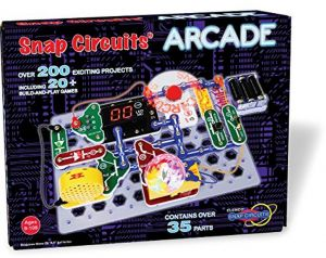 buy project kit craft tastic,3doodler,snap circuits ksa souqsnap circuits arcade electronics exploration kit over 200 stem projects 4 color project manual 20 build and play games 35 snap modules unlimited