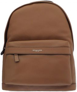 f359459544 Michael Kors Leather Books Backpack for Unisex - Brown
