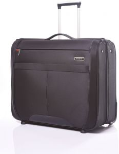 9ea10e48b409 SAMSONITE LUGGAGE SYNCONN GARMENT BAG WHEEL 91T09008-BLACK