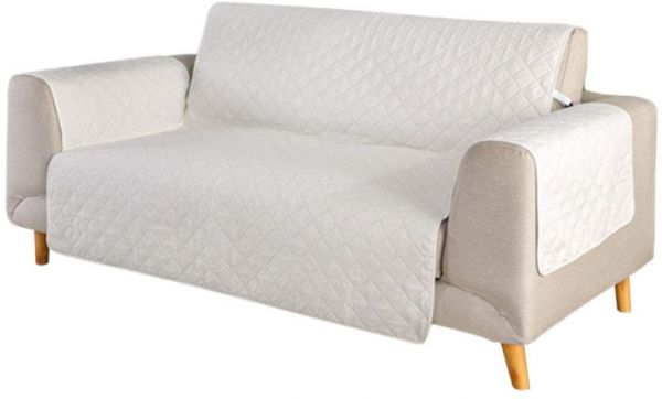 Sofa Cover Slipcovers Quilted Upgrade