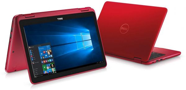 Dell Inspiron 11 3185 Notebook Amd A9 9420e 11 6 Inch Touch Screen 4gb Ram 500gb Hdd Amd Radeon R5 Graphics Windows 10 Red Price In Egypt Souq Egypt Kanbkam