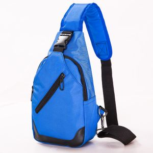 Waterproof Canvas Chest Pack Crossbody Shoulder Bag Hiking Backpack Sport  Sling Backpack 3bc271ee6b2d5