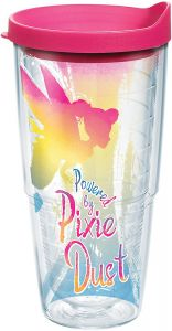 Clear 16 oz Tervis 1294332 DisneyPixar-Incredibles 2 Group Insulated Tumbler with Wrap and Red Lid
