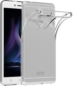 Lenovo K6 Note TPU Silicone Ultra Thin Soft Case Back Protective clear Cover For Lenovo K6 Note
