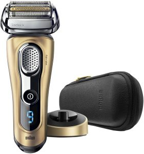 Braun Series 9 9299S Wet and Dry Electric Shaver with Charging Stand  f3ad30a35b0