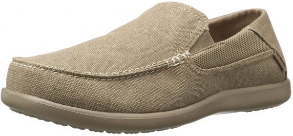 c4b5cbedfee Crocs Men s Santa Cruz 2 Luxe M Slip-On Loafer