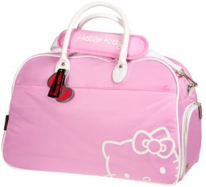 c7c754777653 Hello Kitty Couture Duffle Bag