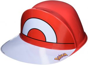 Amscan Electrifyingly Cute Pikachu   Friends Birthday Party Ash s Vac Form Hat  Accessory 4