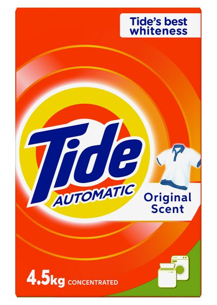 Best Laundry Detergent 2020.Tide Automatic Original Scent Detergent Powder Front Top Load 4 5 Kg