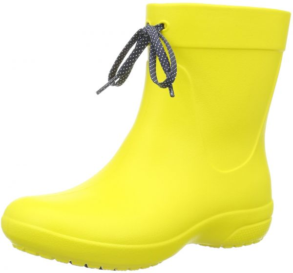 crocs Women s Freesail Shorty Rainboot 479da8ff4b