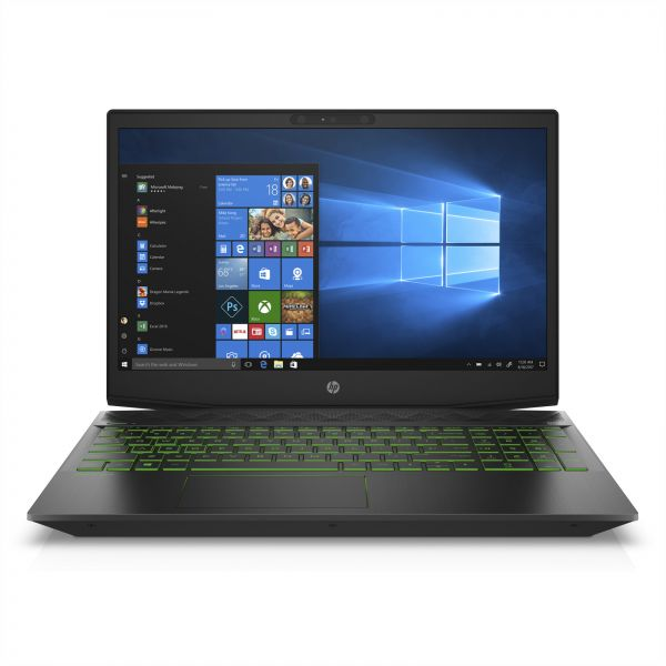 اتش بي Laptop 15.6 inch,1 تيرابايت,رام 16 GB,Intel 8th Generation Core i5,ويندوز,Black - 15-cx0012ne