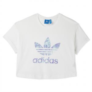 low priced 1ff31 820f2 Adidas Originals Ocean Elements Sports T-shirt for Women - White