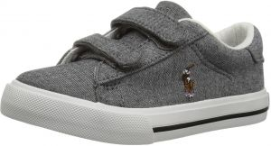 314d83e7293ea Polo Ralph Lauren Kids Baby Easton II EZ Sneaker