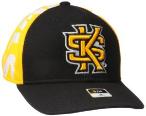 adidas NCAA Kennesaw State Owls Men s City Structured Flex with Meshback f3699d301bb0