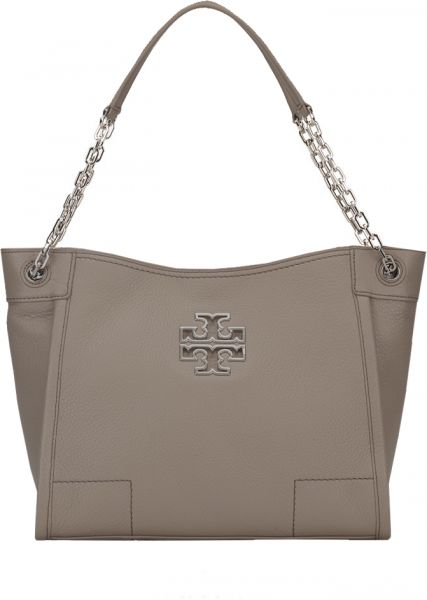 5516bac3f30 Tory Burch Women s Britten Slouchy Tote Bag