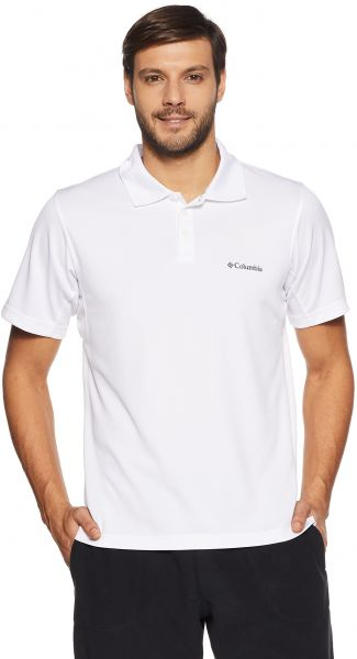 3fa9967828f Columbia Men's New Utilizer Polo, White, Large. by Columbia, Tops - Be the  first to rate this product