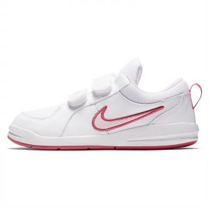 best service 2c803 b5ee2 Nike Pico 4 PSV Sports Sneakers for Kids - White Prism Pink