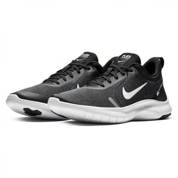 5528cda52c5ac Nike Flex Experience RN 8 Running Shoes for Women - Black Grey Reflect. by  Nike