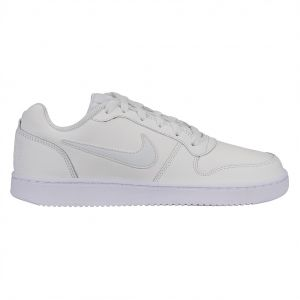 Nike Ebernon Low Basketball Shoes for Women - Summit White Off White becef1091