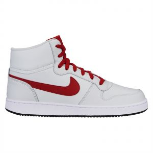 wholesale dealer e0614 2aba8 Nike Ebernon Mid Basketball Shoes for Men - Off White University Red