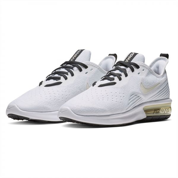 new products d1ad6 cbcd0 Nike Air Max Sequent 4 Running Shoes for Women - White Pale Ivory-Off White.  by Nike, Athletic Shoes - Be the first to rate this product. 20 % off