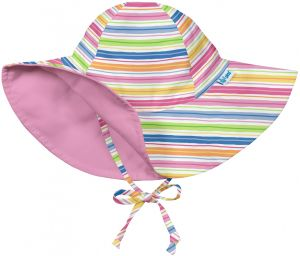 70d3e4749876a Baby Girls  Reversible Brim Sun Protection Hat