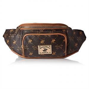 a3d07ba56ff5 Beverly Hills Polo Club BHFP30VABN Fanny Pack for Women - Leather