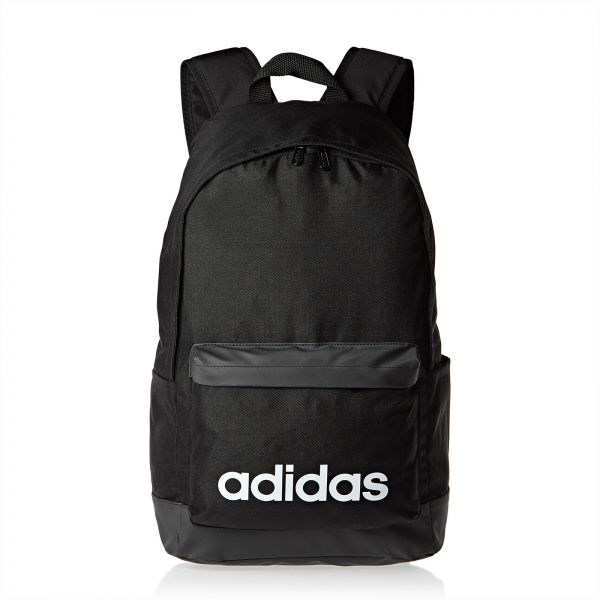 47cce80210 adidas DT8638 Linear Classic Extra Large Backpack for Men - Black ...
