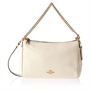 Coach F39206 Carrie Crossbody Bag for Women - Leather 53e118c765614