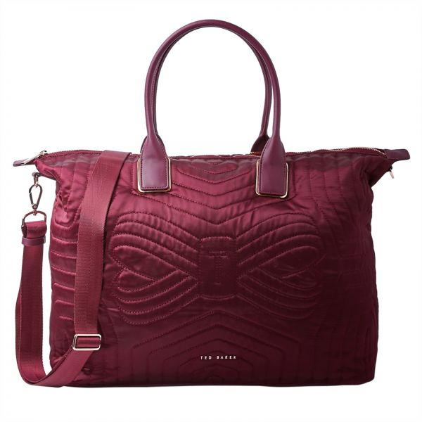 2835c26a32ac1 Ted Baker Tote Bags for Women - Maroon