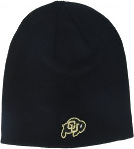 Zephyr NCAA Colorado Buffaloes Adult Men Edge Knit Beanie c9b0b5d4d66b