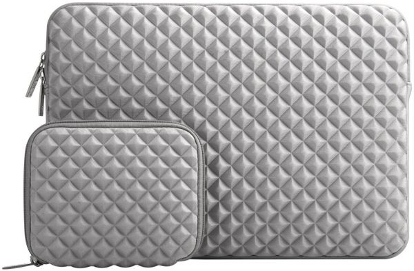 Mosiso Laptop Sleeve Compatible 15 Inch New Macbook Pro With Touch