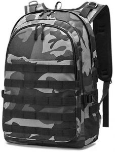 093674b8d9 Tactical Laptop Backpack Military PUBG Level 3 Backpacks College School Bag  for Camping Trekking Hunting Survival Rucksack (Black)