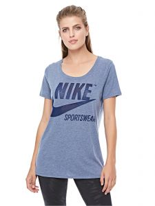 4318de5b92b7 Nike Sportwear T-Shirts for Women - Blue