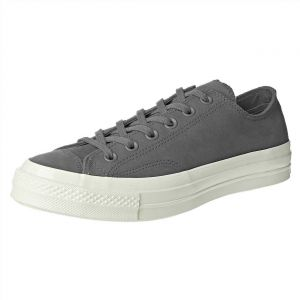 844694e0e9ebbc Converse Chuck 70 OX Shoreline Unisex Fashion Sneakers - Silver   Grey