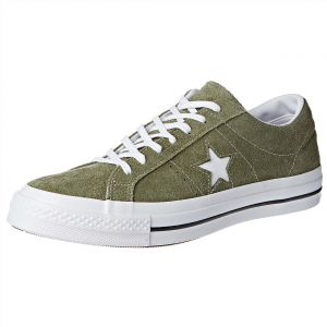 7889ebc6641 Converse Star OX Field Surplus Unisex Fashion Sneakers - Hunter Green