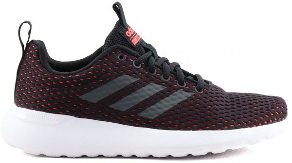 b25ffc24bb Adidas Lite Racer Clean Running Shoes For Men - Core Black