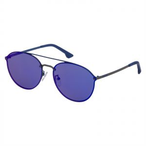 503d86d3fc Police Round Sunglasses for Boys - Blue