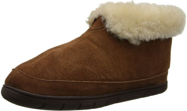 3613f187ed4 Staheekum Women s Plush Shearling Lined Slipper
