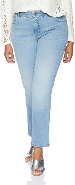 9e016b10fc4ba5 LEE Women's Plus-Size Flex Motion Regular Fit Straight Leg Jean, Matinee,  26W Petite. by LEE, Pants - Be the first to rate this product