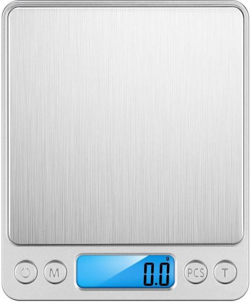 1000g 0 01oz 1g Pocket Cooking Scale
