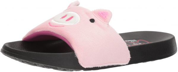 abcc214bdb9 Skechers BOBS Women's 2nd Take-Plush Animal Slide Sandal, Pink, 10 M US. by  Skechers, Sandals - Be the first to rate this product
